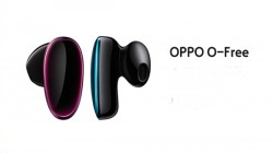 Oppo O-Free Wireless Earbuds launched for Rs 7,000 with 12 hours battery life