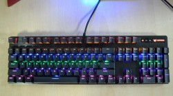 Rapoo V500 Pro keyboard review: Good but not the best gaming keyboard