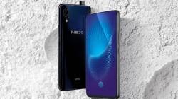 Vivo NEX S top features: Pop-up selfie camera, in-display fingerprint sensor and more
