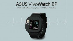 Asus launches the VivoWatch BP with ECG and PPG sensors; with a month battery life