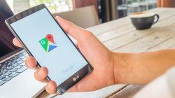 Google Maps started receiving new Material Design lands on selected Android devices