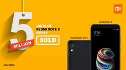 Xiaomi India has sold 5 million Redmi Note 5 smartphones in just 4 months