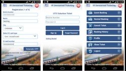 Indian Railways introduces UTS app to book unreserved tickets