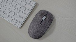 Rapoo 3510 Plus 2.4G Fabric Wireless Optical Mouse review: Style meets precision