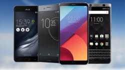 10 smartphones with the 'world's-first' features launched this year
