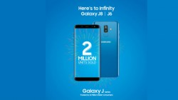 Samsung Galaxy J8 and Galaxy J6 crosses 2 million sales in India