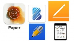 5 handwriting apps for note-taking on iOS