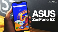 ASUS Zenfone 5Z started receiving Android 9.0 Pie update earlier than expected
