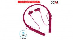 boAt launches Rockerz 275 wireless neckband-style earphones for Rs 2,499
