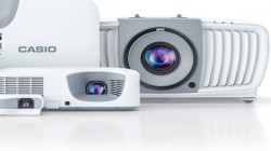Casio announces a wide range of projectors with 20,000 hours of lifespan with 5000 lumen brightness