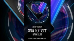 Honor 10 GT announced with 8GB RAM, GPU Turbo and more