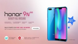 Honor 9N First Flash Sale in India Today at 12 PM on Flipkart: Buy 1 Get 1 Free Offer