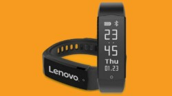 Lenovo HX06 Active Smartband with OLED display launched for Rs. 1,299