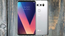 LG V30 Plus / LG V30 ThinQ gets Android Oreo update in India