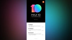 MIUI 10 Global Beta now available for the Redmi Note 5 Pro, Mi MIX 2, and Redmi Y2