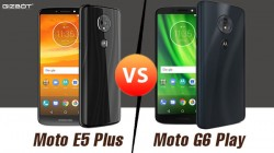Moto E5 Plus Vs Moto G6 Play: Same price, same specs