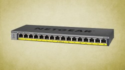 Netgear launches GS116LP and GS116PP Ethernet unmanaged switches with 16 ports