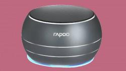 Rapoo India launches the portable A100 Bluetooth mini speaker