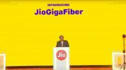 Reliance Jio GigaFiber broadband internet plans leak ahead of August 15 launch