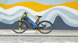 Smartron Tronx One, India's first smart crossover electric bike launched at Rs. 49,999