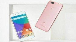 Android Oreo 8.1 update is available for Xiaomi Mi A1 just before the launch of the Mi A2