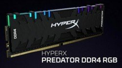 HyperX Predator RGB DDR4 Memory modules launched starting Rs. 16,000