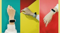 Xiaomi Mi Band 3 Explorer Edition with translucent strap teased by company