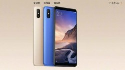 Xiaomi Mi MAX 3 official renders leak: Expected to cost Rs 17,000