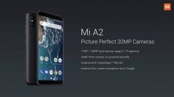 Xiaomi Mi A2 Lite, Xiaomi Mi A2 officially launched with a starting price of Rs 14,999