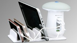 Zebronics ZEB-5CSLU3, a 5 port charging station launched for Rs. 3,495