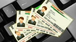 Twitter date by TRAI chief RS Sharma raises questions on data privacy of Aadhaar holders