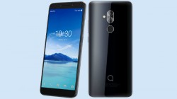 Alcatel 7 with 4000mAh battery and dual cameras announced; to cost around Rs. 12,500
