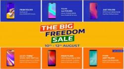 Flipkart Freedom Sale offers (10 to 12th August): Xiaomi Redmi note5 Pro, Google Pixel 2, Zenfone 5Z