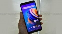 Infinix Note 5 First Impressions: Stock Android UI and dedicated microSD card storage