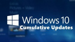 Microsoft rolls out Windows 10 Cumulative Update KB4346783
