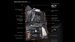 ASUS announces AMD B450 series motherboards