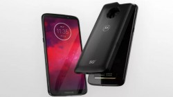 Moto Z3 with true 5G capabilities officially launched for Rs 35,000
