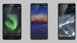 Nokia 2.1, Nokia 3.1 with 3GB RAM and Nokia 5.1 launched in India; sale debuts August 12