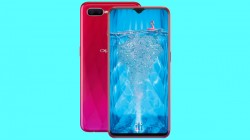 Oppo F9 with Waterdrop Screen, 25MP AI selfie camera and more announced