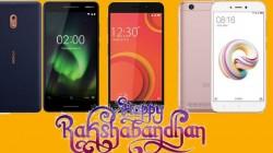 Raksha Bandhan tech gift ideas: Best budget smartphones to gift your sister