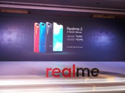 Realme 2 top features: Notch display, 4230 mAh battery, Face unlock and more