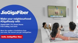 Reliance Jio GigaFiber Preview Offer to provide 100GB monthly data at 100Mbps speed