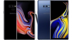 Samsung Galaxy Note9 Vs Other high-end smartphones in India right now