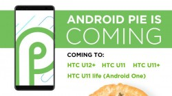 These HTC devices will get Android 9 Pie update: HTC U11, HTC U11+ and more