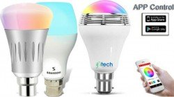 10 smart bulbs you can buy online under Rs. 2,000