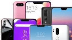 Best 10 smartphones with notch display to buy in India