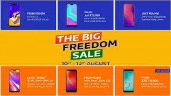 Flipkart Freedom Sale offers (10 to 12th August): Xiaomi Redmi note5 Pro, Google Pixel 2, Zenfone 5Z