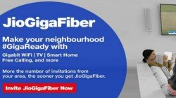 How to get 3 months free internet from Reliance Jio GigaFiber Preview Offer