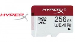 HyperX launches gaming-centric microSD cards