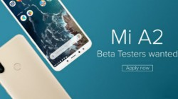 Xiaomi Mi A2 Android Pie update could be nearing; invites beta testers